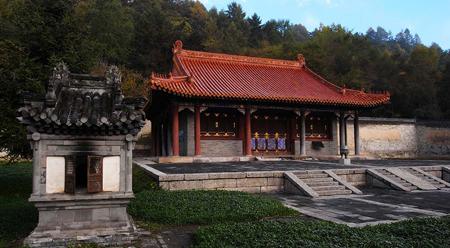 Vĩnh Lăng ở Liêu Ninh