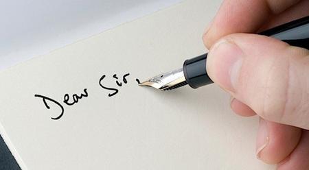 Bài văn mẫu tiếng Trung (4) Viết thư cho bạn