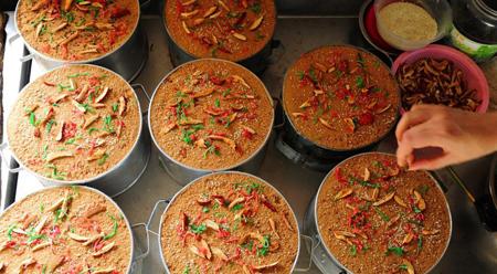 Món ngon làng quê - Bánh Trùng Dương