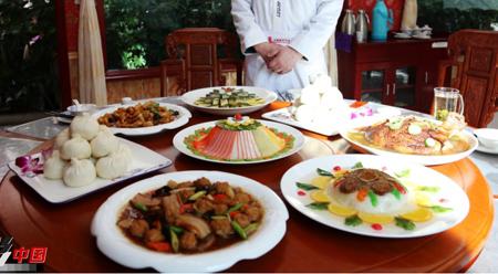 Tám món truyền thống ở Thanh Hải