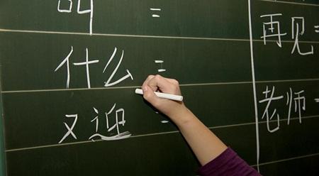 Tự học tiếng Trung với danh từ Bảng黑板
