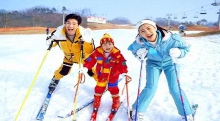 Bài văn mẫu (14) Chuyến đi trượt tuyết của tôi
