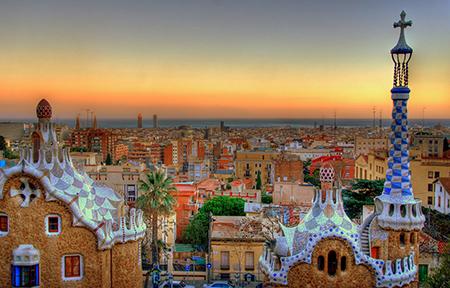 Bài văn mẫu (17) Du lịch Tây Ban Nha mùa đông