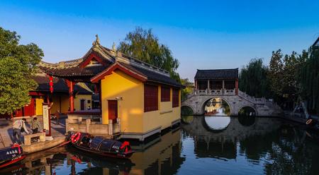 An Xương – một trong bốn cổ trấn nổi tiếng ở Chiết Giang